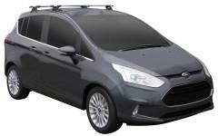 Багажник на крышу для Ford B-Max '12-, сквозной (Whispbar-Prorack)