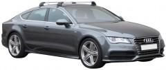 Багажник на крышу для Audi A7 '10-, до края опоры (Whispbar-Prorack)
