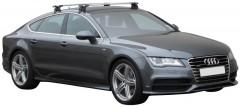 Багажник на крышу для Audi A7 '10-, сквозной (Whispbar-Prorack)