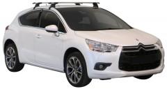 Багажник на крышу для Citroen DS4 '11-, сквозной (Whispbar-Prorack)