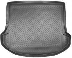 Коврик в багажник для Volvo S40 '07-12, полиуретановый (NorPlast) черный