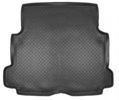 Коврик в багажник для Volvo S60 '00-10, полиуретановый (NorPlast) черный