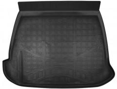 Коврик в багажник для Volvo S60 '10-, полиуретановый (NorPlast) черный