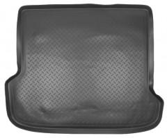 Коврик в багажник для Volvo XC70 '04-06, универсал, полиуретановый (NorPlast) черный