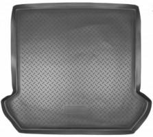 Коврик в багажник для Volvo XC 90 '03-14, полиуретановый (NorPlast) черный