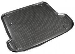 Коврик в багажник для Great Wall Hover / H3 / H5 '05-10, полиуретановый (NorPlast) черный