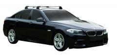 Багажник в штатные места для BMW 5 F10 '10-16 седан, до края опоры (Whispbar-Prorack)