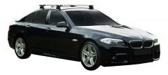 Багажник в штатные места для BMW 5 F10 '10-16 седан, сквозной (Whispbar-Prorack)