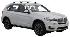 Багажник на низкие рейлинги для BMW X5 F15 '14-, сквозной (Whispbar-Prorack)
