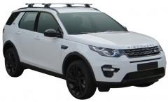Багажник на рейлинги для Land Rover Discovery Sport '14-, сквозной (Whispbar-Prorack)