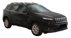 Багажник на рейлинги для Jeep Cherokee '14-, вровень рейлинга (Whispbar-Prorack)