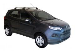 Багажник на крышу для Ford Ecosport '15-, до края опоры (Whispbar-Prorack)