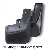 Novline / Element Брызговики задние для Chery M11 '08- седан, (Novline / Element)