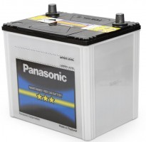 Автомобильный аккумулятор Panasonic Standard N-80D26L-FS 65Ач, правый плюс