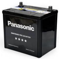 Автомобильный аккумулятор Panasonic High-Spec N-75D23L-FH 65А, правый плюс