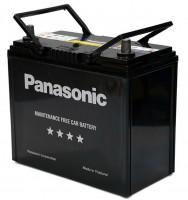 Автомобильный аккумулятор Panasonic High-Spec N-55B24L-FH 45А, правый плюс