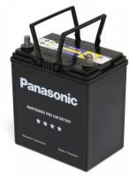 Автомобильный аккумулятор Panasonic High-Spec N-38B19L-FH 35А, правый плюс