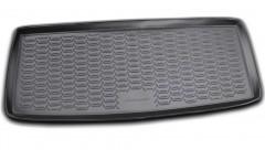 Коврик в багажник для Nissan Patrol '10- (короткий), полиуретановый (Novline / Element)