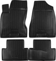 Коврики в салон для Nissan X-Trail '08-15 полиуретановые (Novline / Element) NLC.36.20.210