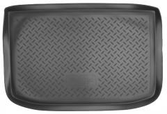 Коврик в багажник для Mercedes A-Class W169 '04-08, полиуретановый (NorPlast) черный