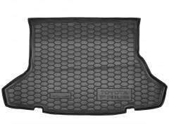Коврик в багажник для Toyota Prius '09-15, резиновый (AVTO-Gumm)