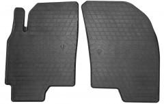 Коврики в салон передние для Chevrolet Epica '07-12 резиновые (Stingray)