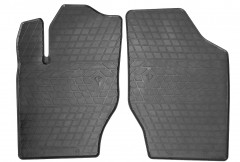 Коврики в салон передние для Peugeot 307 '01-07 резиновые (Stingray)