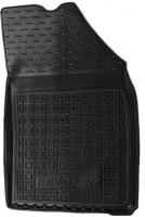 Фото 3 - Коврики в салон для Ravon R2 '15- резиновые, черные (AVTO-Gumm)