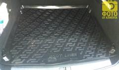 Фото 4 - Коврик в багажник для Opel Astra J '09-15, универсал, резино/пластиковый (Lada Locker)