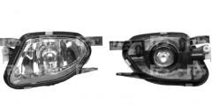 Противотуманная фара для Mercedes Sprinter '06-12 левая (FPS) хром