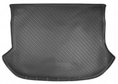 Коврик в багажник для Nissan Murano '08-14, полиуретановый (NorPlast) черный
