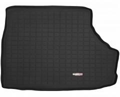 Коврик в багажник для Toyota Avalon '05-12, резиновый (WeatherTech) черный