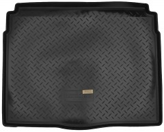 Коврик в багажник для Opel Astra J '09-15, хетчбэк (5 дв.), полиуретановый (NorPlast) черный