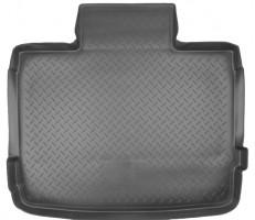 Коврик в багажник для Opel Insignia '09- седан, полиуретановый, с докаткой (NorPlast)