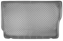 Коврик в багажник для Opel Meriva '03-09, полиуретановый (NorPlast) черный