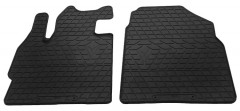 Коврики в салон передние для Mazda CX-7 '06-12 резиновые (Stingray)