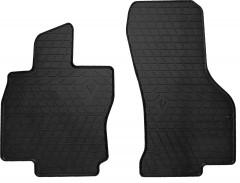 Коврики в салон передние для Volkswagen Passat B8 '15- резиновые (Stingray) (1024172)