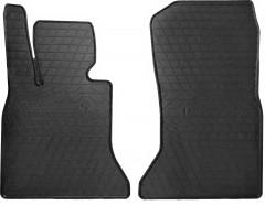 Коврики в салон передние для BMW 5 F10 / 11 '10-16 резиновые (Stingray)