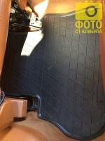 Фото товара 11 - Коврики в салон для Infiniti FX '03-08 резиновые (Stingray)
