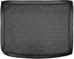 Коврик в багажник для Hyundai Creta '16-, резиновый (Lada Locker)