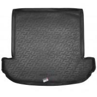 Коврик в багажник для Kia Sorento '15- (7 мест), резиновый (Lada Locker)