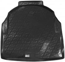 Коврик в багажник для Mercedes E-Class W212 '09-15 не складывающееся зад. сидение, резино/пластиковый (Lada Locker)