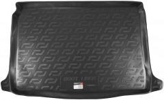 Коврик в багажник для Renault Megane '16-, хетчбэк, резиновый (Lada Locker)