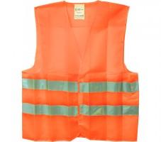 Жилет безопасности светоотражающий AW22-10 OR