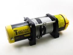 Лебедка электрическая ATW-4500 со стальным тросом
