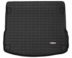 Коврик в багажник для Porsche Macan '14-, резиновый (WeatherTech) черный