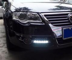 Дневные ходовые огни для Volkswagen Passat B6 2005-2010 (DRL)