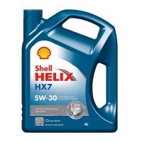 Shell Shell Helix HX7 5W-30, 4 л