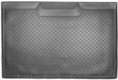 Коврик в багажник для Renault Kangoo '09- (пасс.), полиуретановый (NorPlast) черный