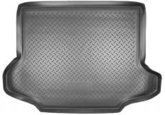 Коврик в багажник для Renault Koleos '06-16, полиуретановый (NorPlast) черный
